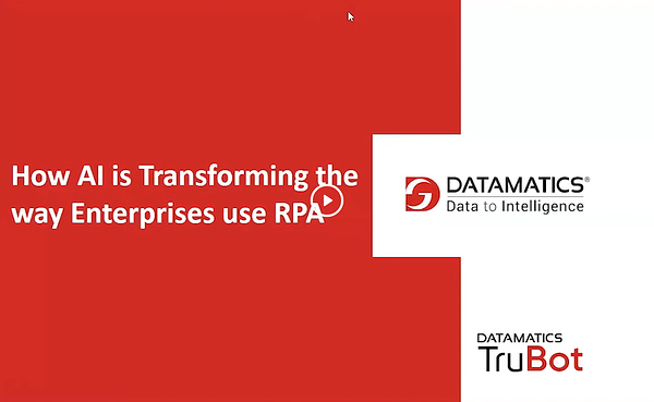 How AI is Transforming the way Enterprises use RPA-1