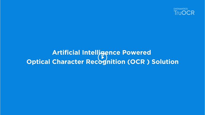 Use Case_Artificial Intelligence Powered Optical Character Recognition (OCR) Solution