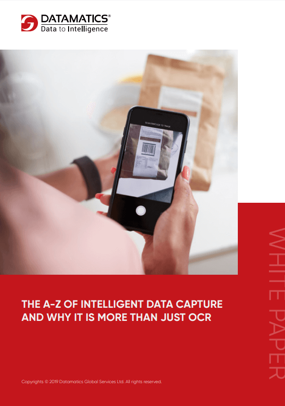 White paper_The A-Z of Intelligent Data Capture and why it is more than just OCR-1