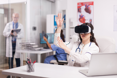 9 Use Cases of AR/VR That Will Transform Healthcare of Future