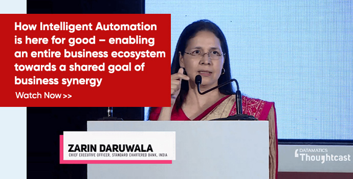 How Intelligent Automation is here for good.