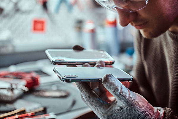 Intercept Counterfeit Products with Product Authentication Mobile Apps in Supply Chain